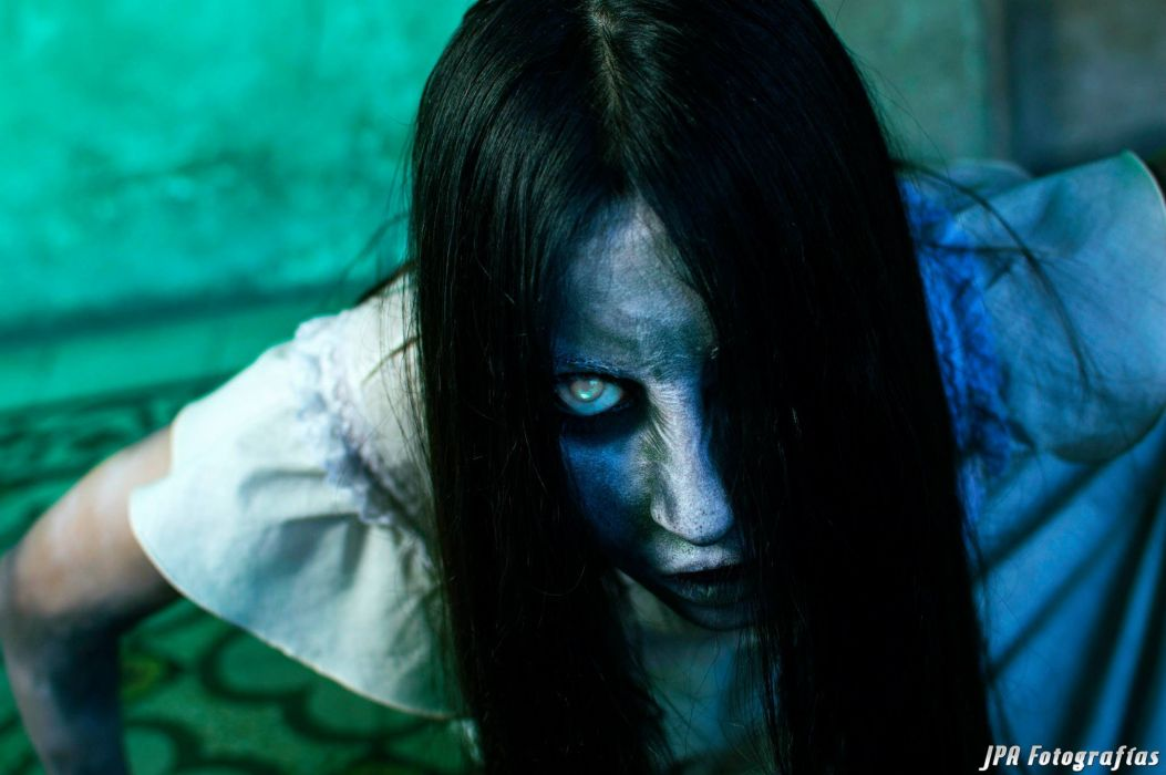 THE RING horror supernatural dark evil mystery 1thering ringu cosplay wallpaper