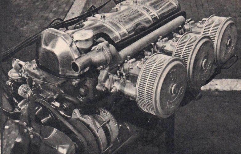 Engine Torino 380w Tornado Interceptor 230 Super Power Carburators Weber 45 DCOE 17 wallpaper