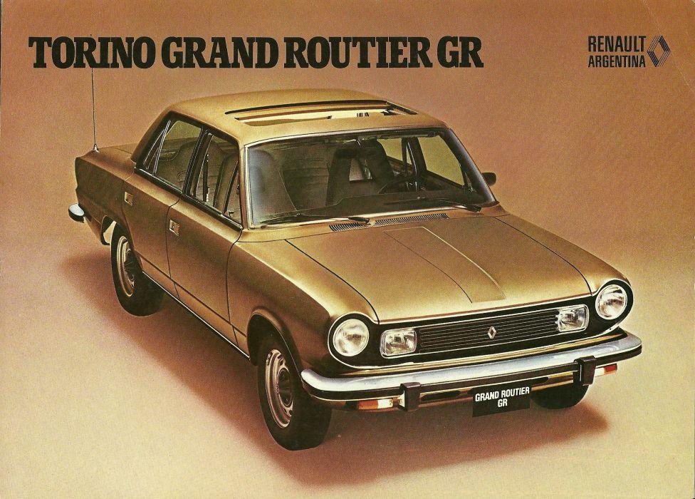 Renault Torino GR wallpaper