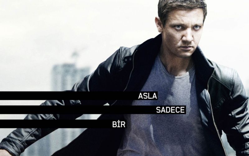 BOURNE LEGACY action mystery thriller spy hitman poster wallpaper