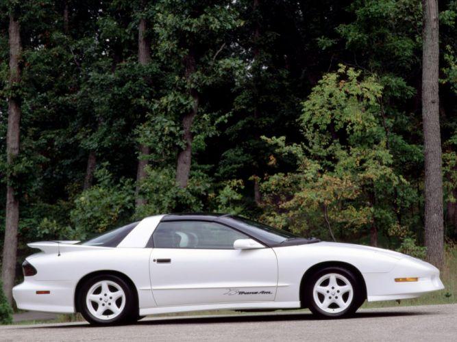 1994 Pontiac Firebird Trans-Am 25th-Anniversary muscle trans wallpaper