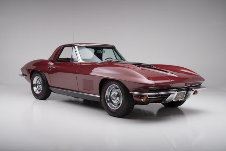 1967 Chevrolet Corvette StingRay L36 427 390HP Convertible (C-2) muscle supercar classic sting ray wallpaper