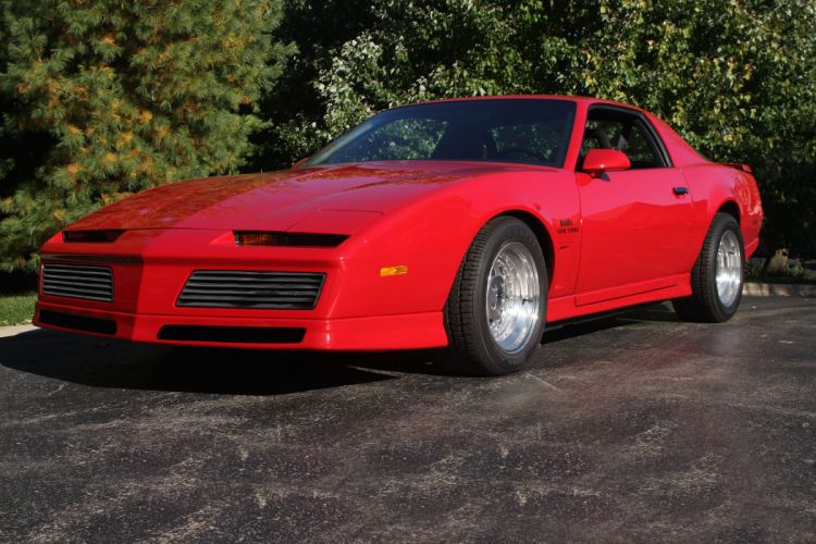 1982 Pontiac Firebird Trans-Am Twin Turbo Gale-Banks muscle tuning hot rod rods trans wallpaper