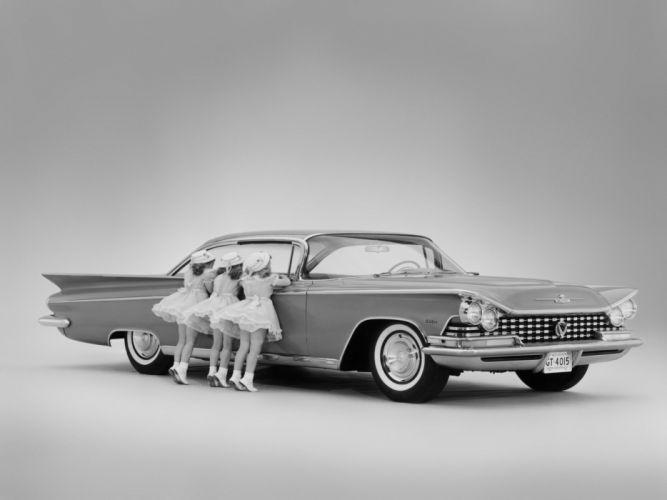 1959 Buick Electra 2-door Hardtop 4737 retro wallpaper