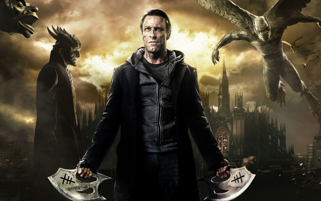 I-FRANKENSTEIN supernatural dark horror action 1frankenstein frankenstein sci-fi fantasy wallpaper