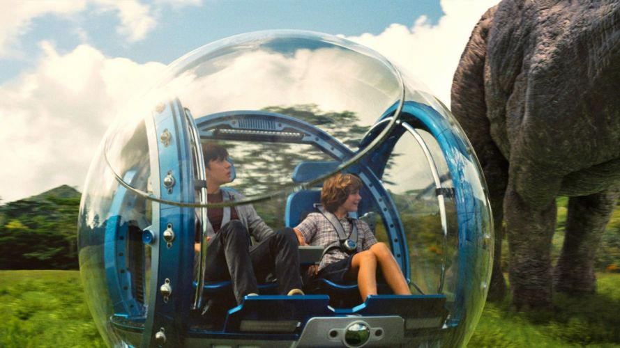 JURASSIC WORLD adventure sci-fi dinosaur action adventure fantasy wallpaper