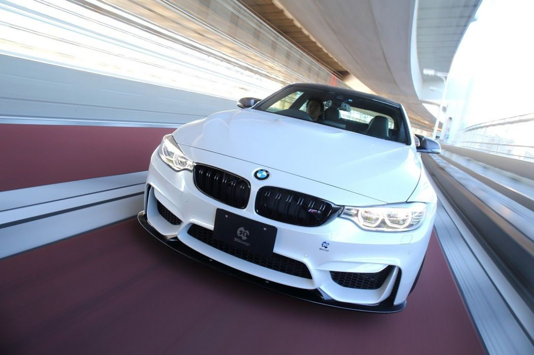 3D Design Aero Pack BMW M4 tuning cars wallpaper