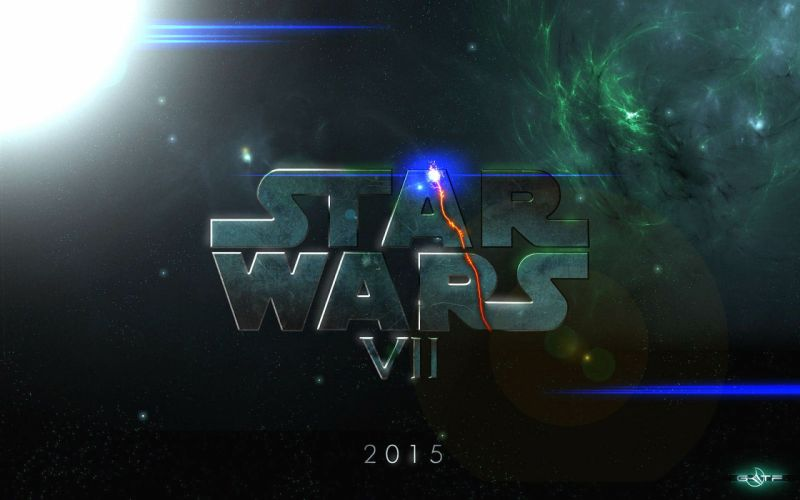 STAR WARS FORCE AWAKENS sci-fi action adventure futuristic 1star-wars-force-awakens series space poster wallpaper