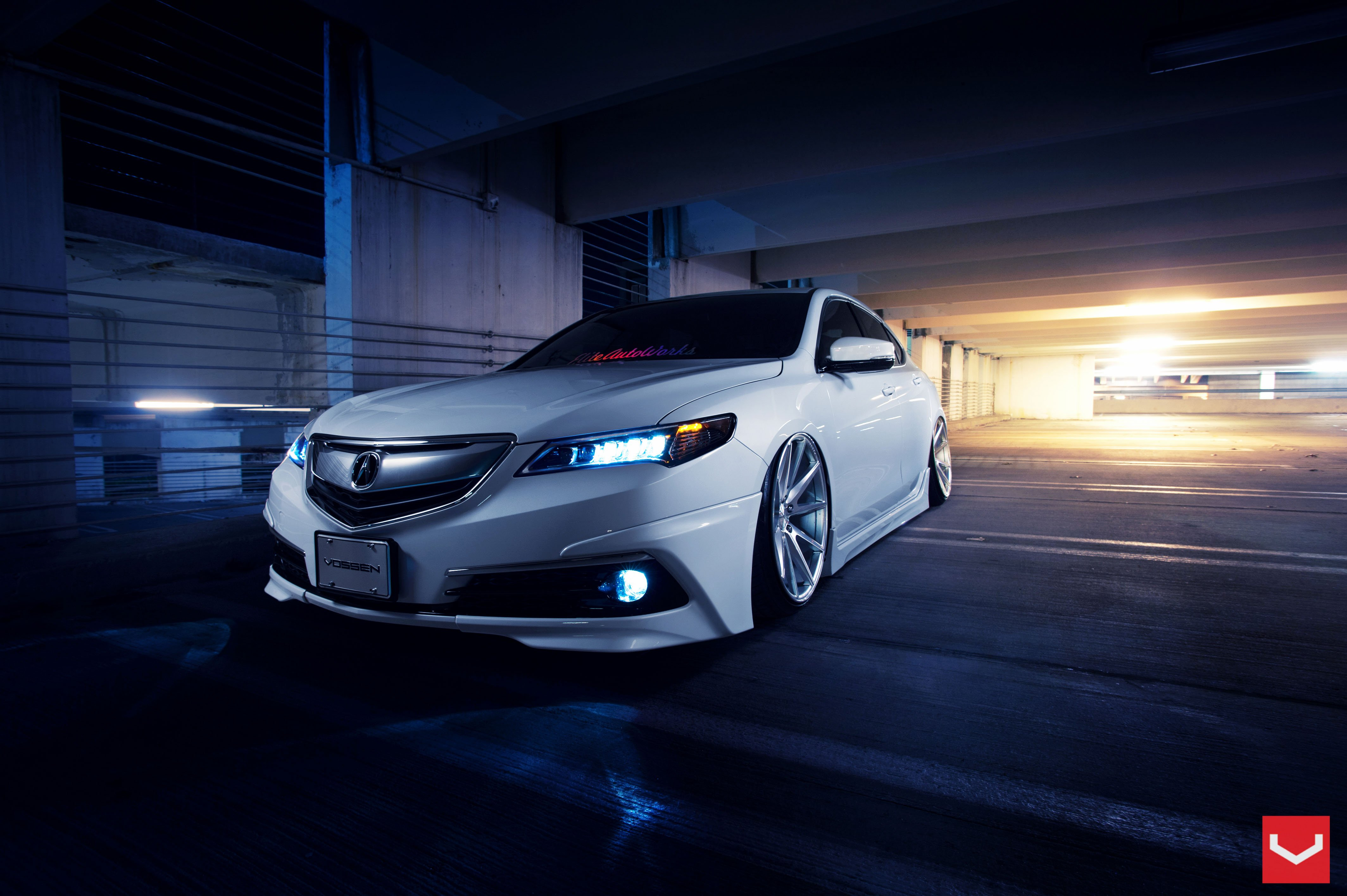Acura Tlx Colors >> Acura TLX vossen wheels tuning cars wallpaper | 4256x2832 | 572384 | WallpaperUP