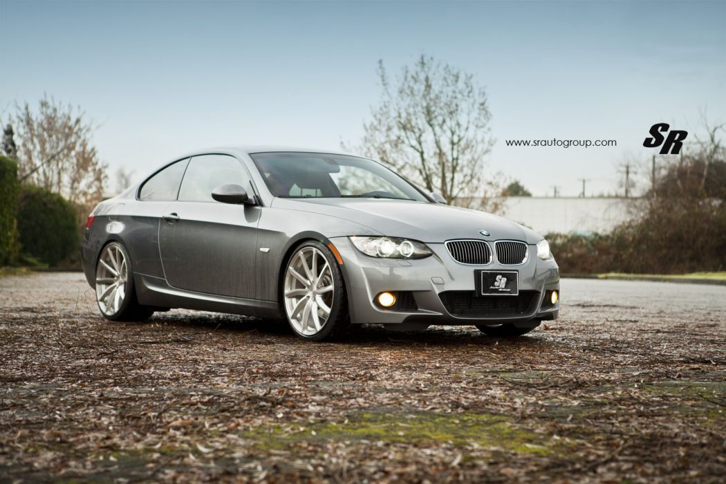 Pur wheels BMW 335 i tuning cars wallpaper