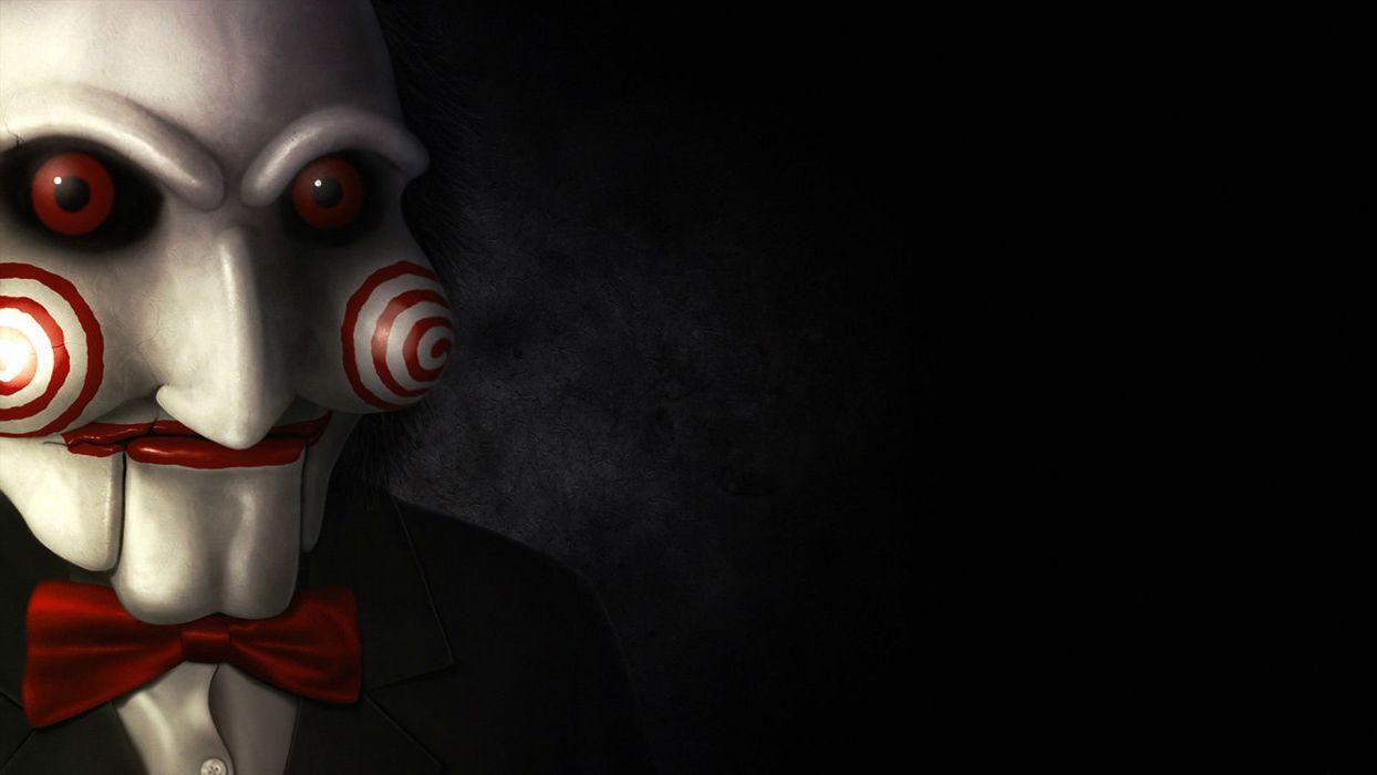 SAW horror dark thriller evil 1saw mask wallpaper