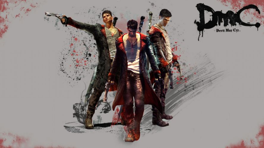 DmC Devil May Cry wallpaper