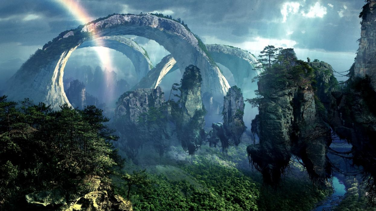 Avatar Pandora wallpaper