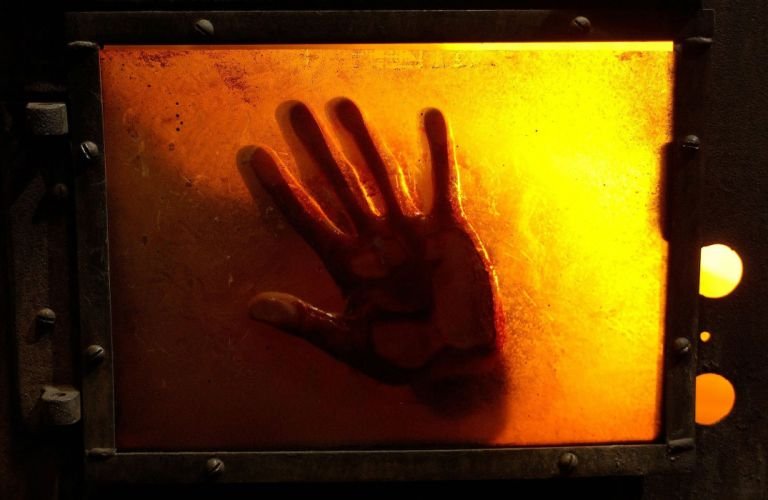 SAW horror dark thriller evil 1saw fire wallpaper