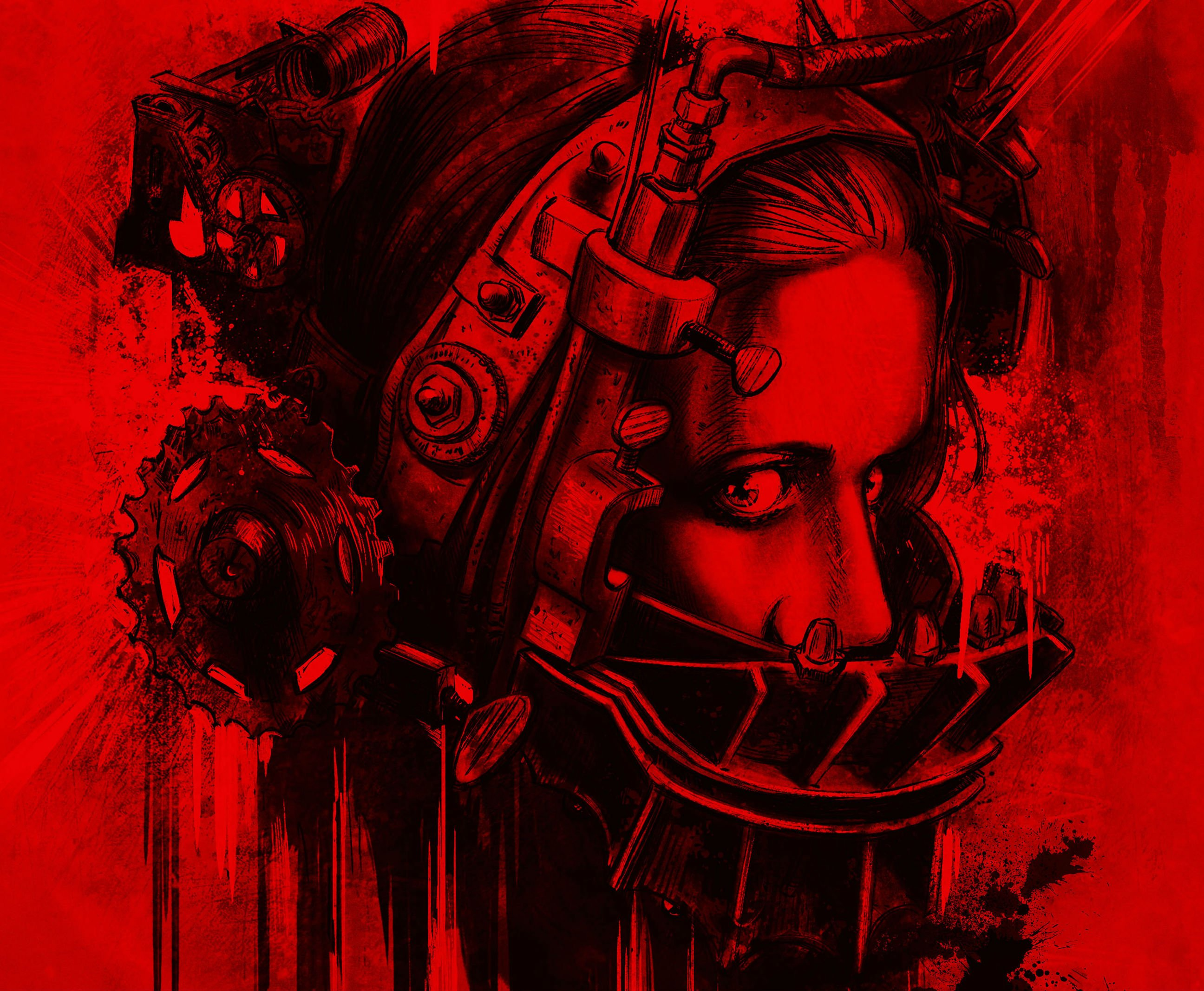 Saw Horror Dark Thriller Evil 1saw Mask Blood Wallpaper