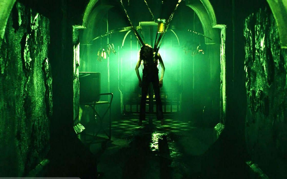 SAW horror dark thriller evil 1saw wallpaper