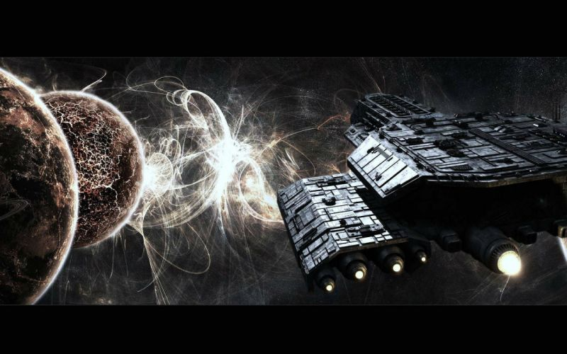 PROMETHEUS adventure mystery sci-fi futuristic spaceship space wallpaper