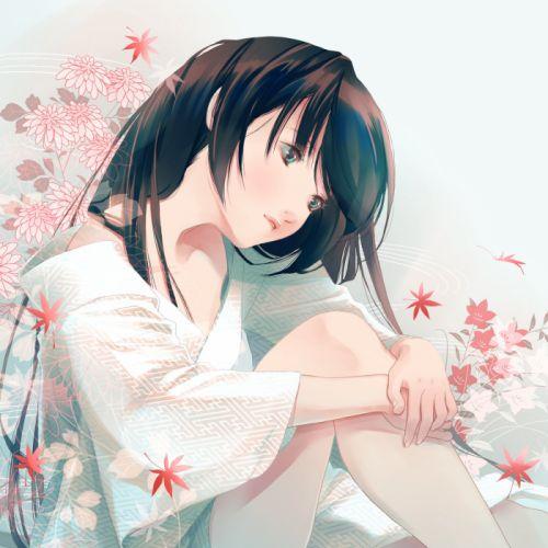 GetBackers anime girl series cute long hair wallpaper