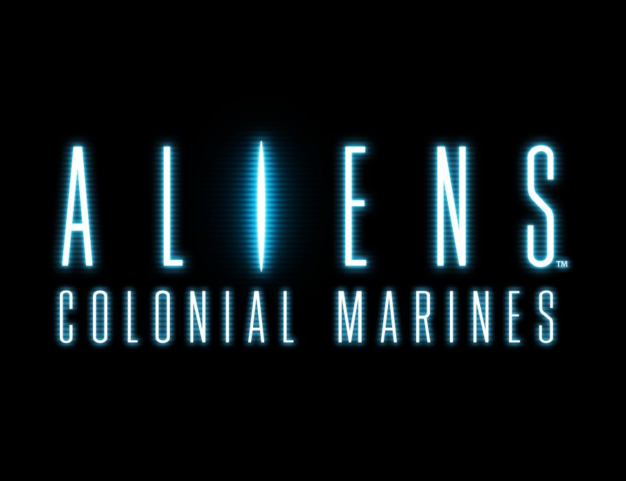 ALIENS COLONIAL MARINES sci-fi action shooter fighting alien futuristic poster wallpaper