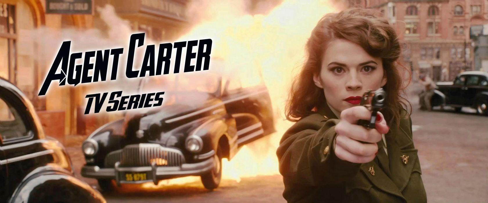 MARVEL AGENT CARTER superhero hero series action adventure drama sci-fi 1agentcarter crime captain america poster weapon gun pistol fire wallpaper