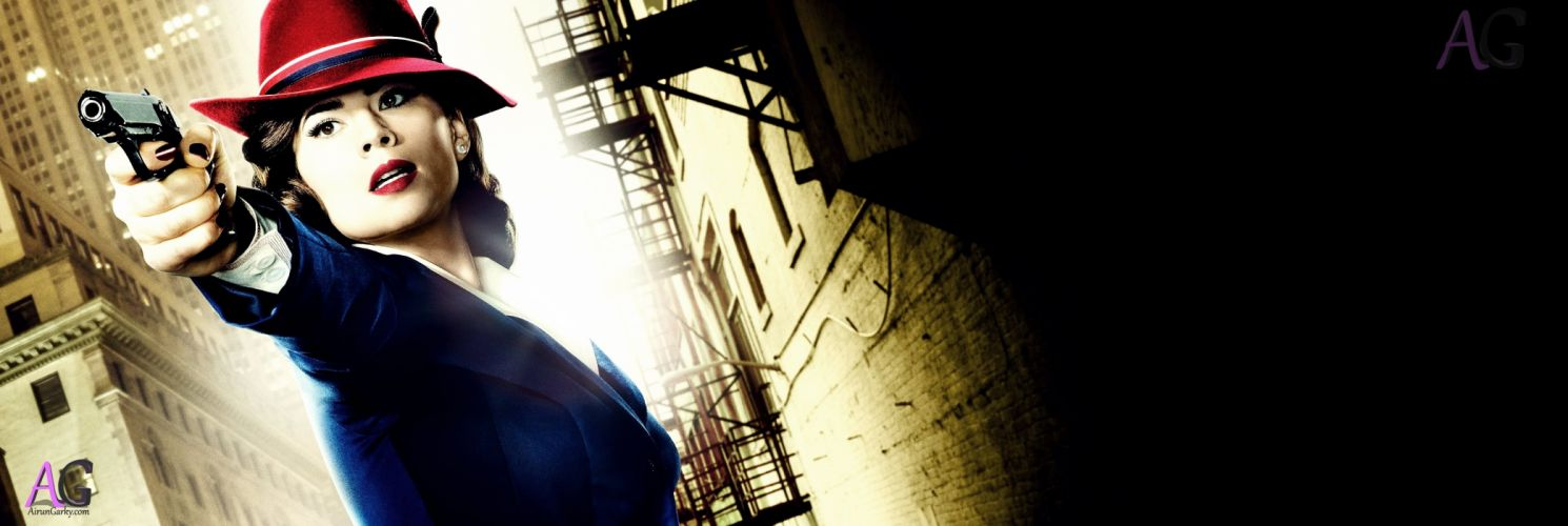 MARVEL AGENT CARTER superhero hero series action adventure drama sci-fi 1agentcarter crime captain america wallpaper