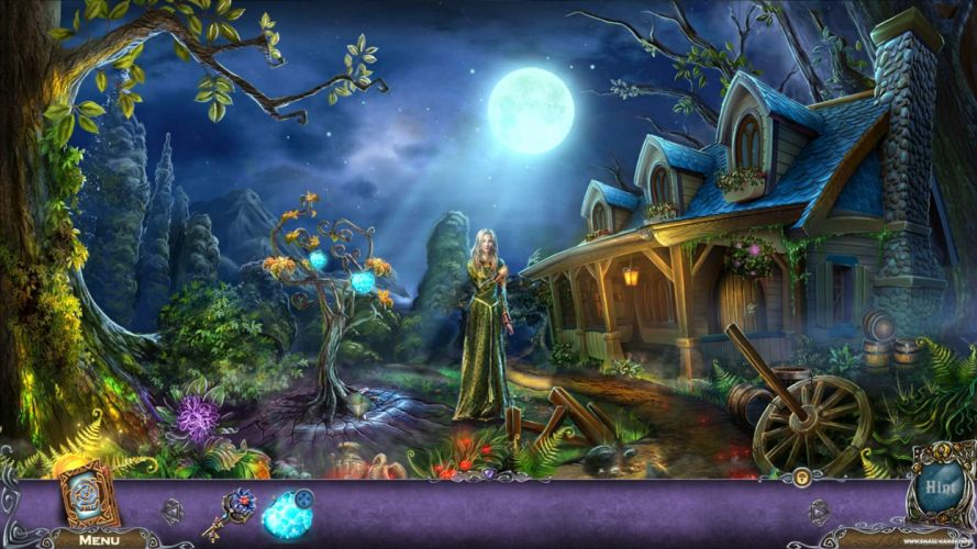 ANCIENT TALES ROOT EVIL adventure fantasy puzzle hiddenobject family strategy 1rootevil artwork art wallpaper