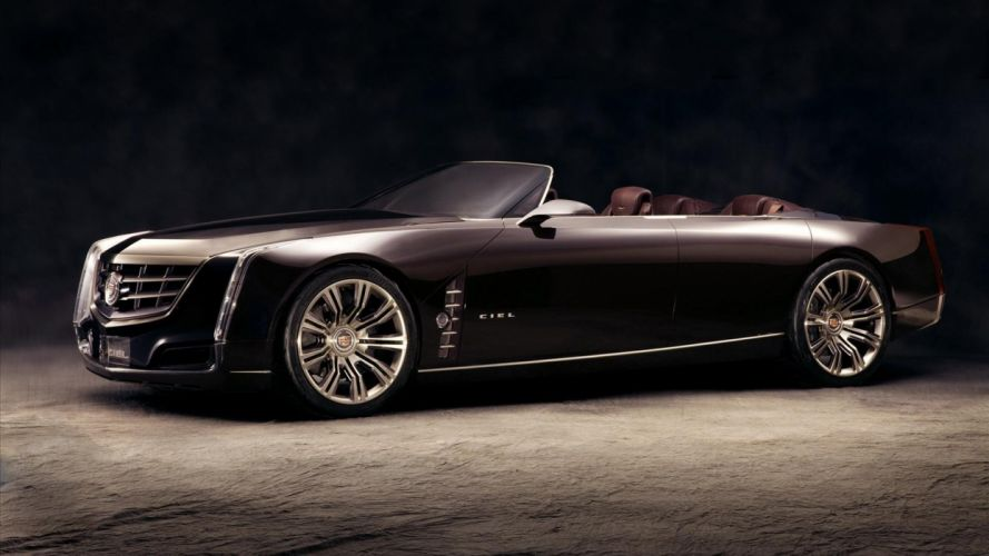 Cars Cadillac Ciel Concept Car 1080X1920 wallpaper
