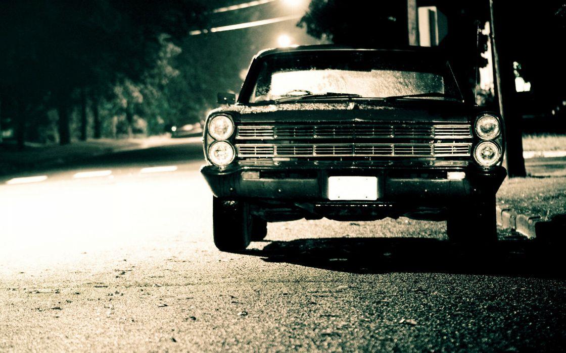 Classic Car Wallpaper 2560X1600 wallpaper