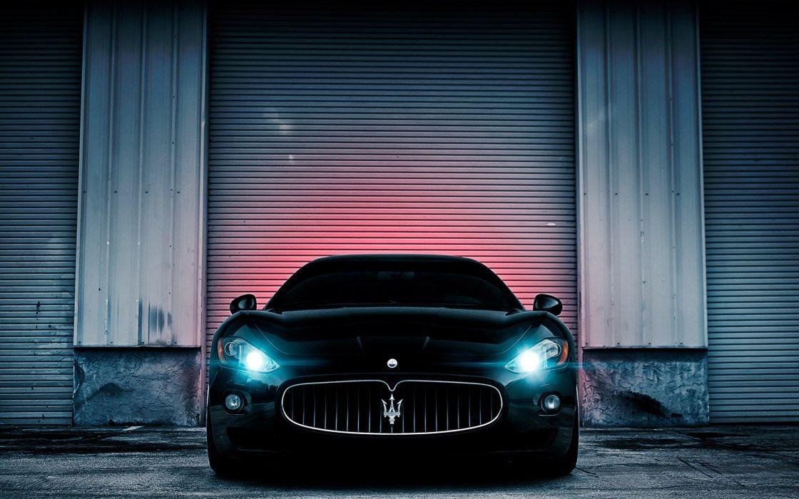 Maserati Granturismo William Stern Wallpaper wallpaper