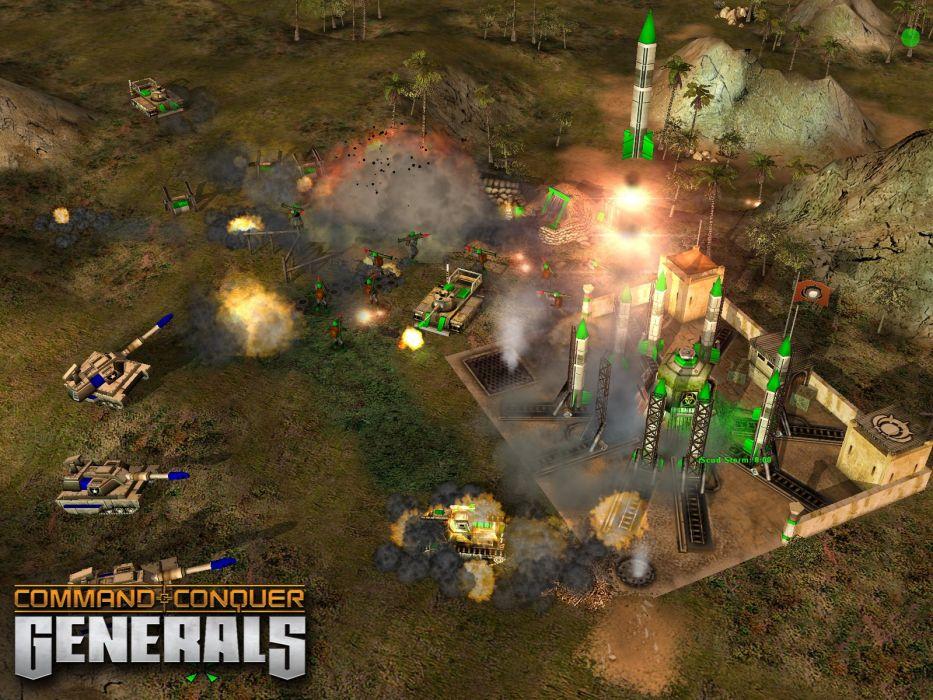 COMMAND CONQUER action military sci-fi futuristic strategy fighting battle combat fantasy 1commandconquer warrior weapon gun war wallpaper