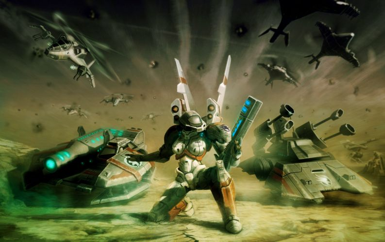 COMMAND CONQUER action military sci-fi futuristic strategy fighting battle combat fantasy 1commandconquer warrior weapon gun war wallpaper
