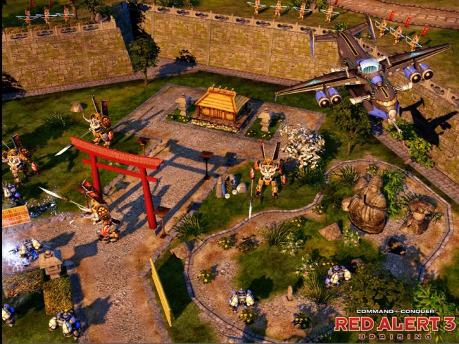 RED ALERT Command Conquer action military sci-fi futuristic strategy fighting battle combat fantasy 1redalert 1commandconquer wallpaper