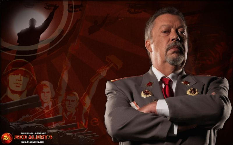 RED ALERT Command Conquer action military sci-fi futuristic strategy fighting battle combat fantasy 1redalert 1commandconquer cosplay wallpaper