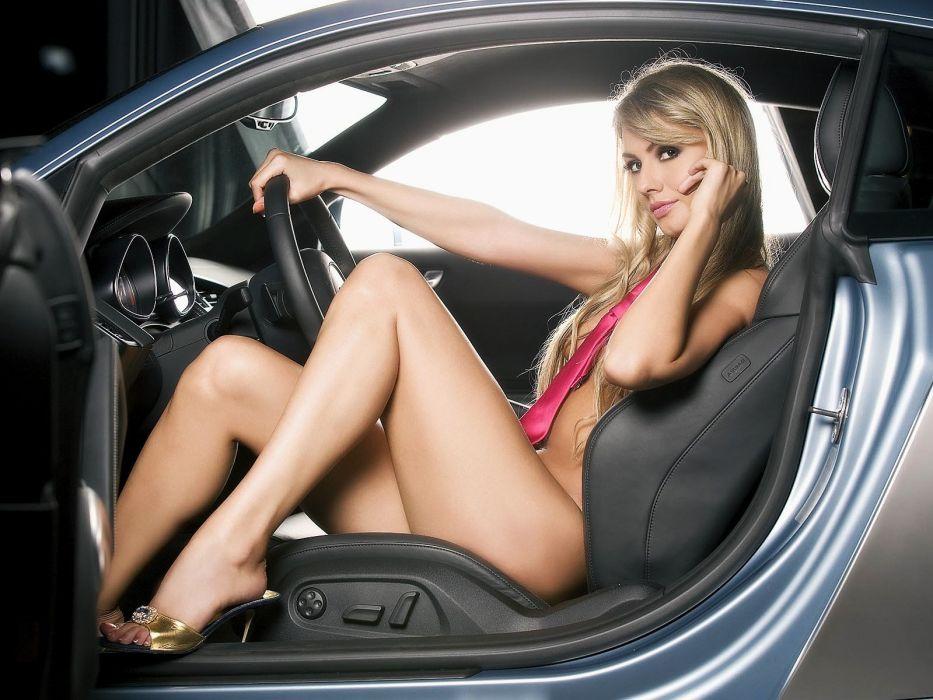 секси девушки за рулем надоело быть