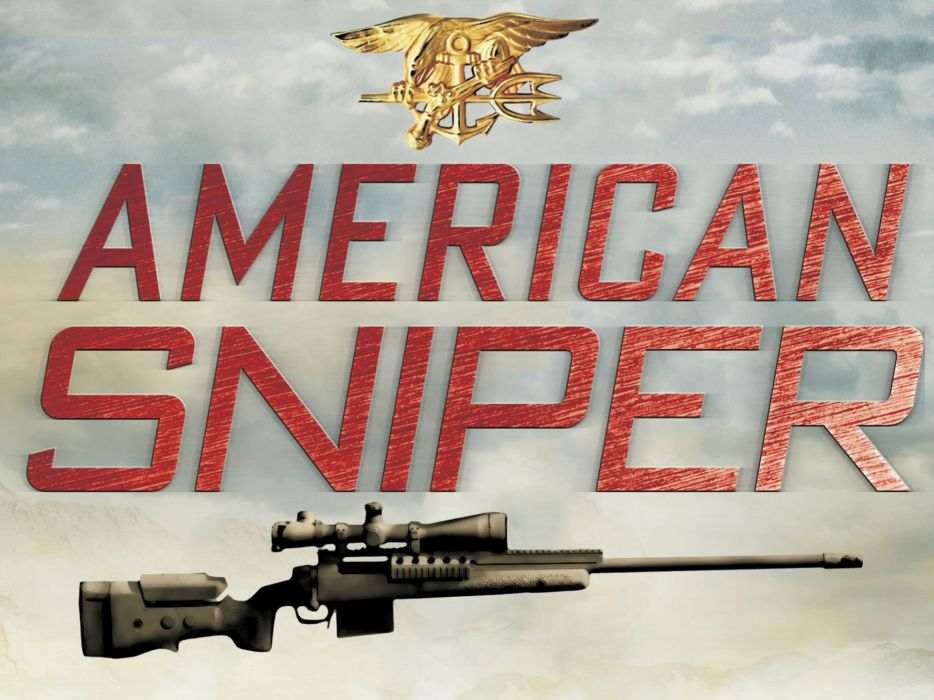 AMERICAN SNIPER biography military war fighting navy seal action clint eastwood 1americansniper weapon gun wallpaper