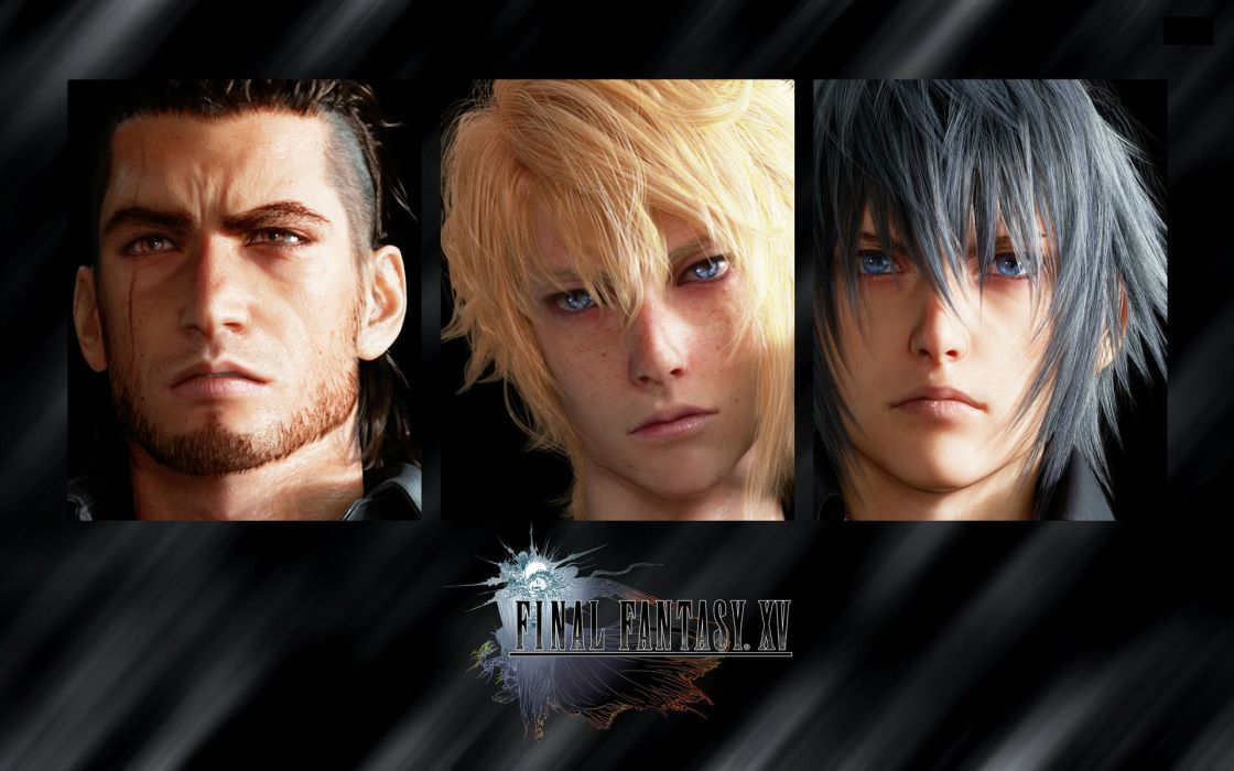 FINAL FANTASY XV action rpg fighting battle combat adventure 1fantasyXV wallpaper