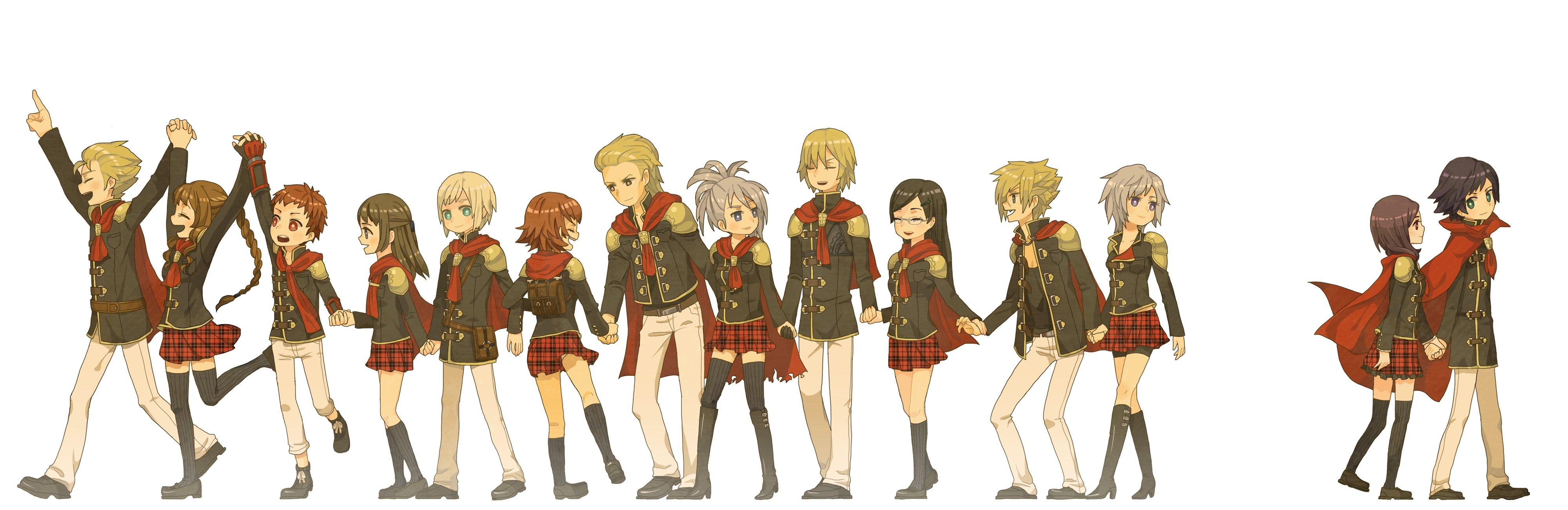 Final Fantasy Type 0 Action Rpg Adventure Fighting 1fftype0 Tps