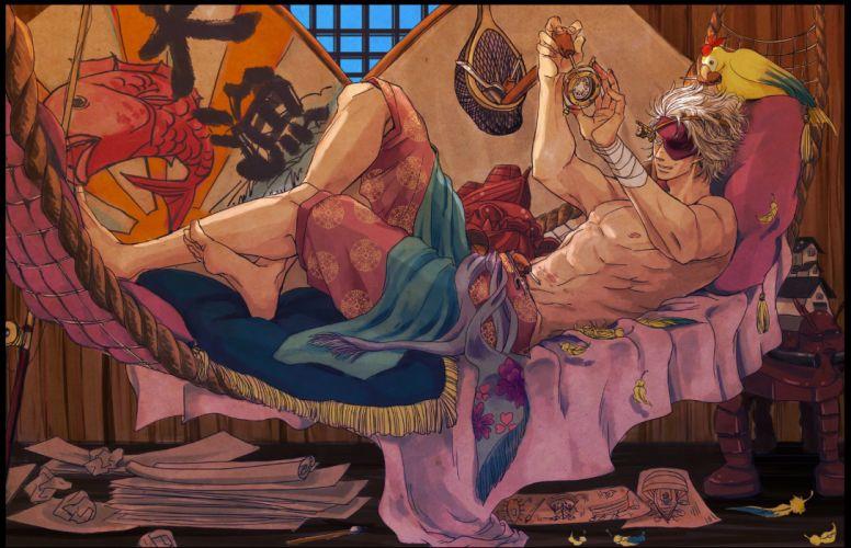 Anime - basara - characters - Guy saengoku - Series - animal wallpaper