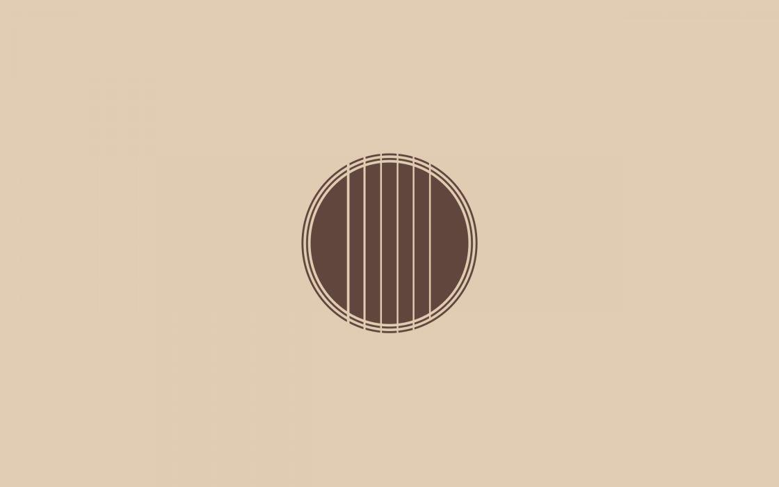 Thin guitar wallpaper