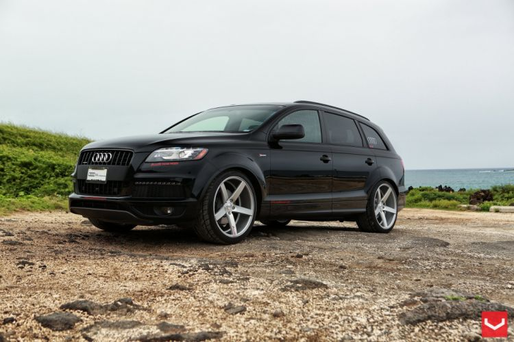 audi q7 tdi car wallpaper