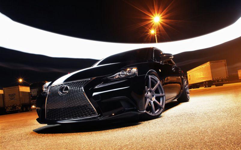 lexus ls250 car wallpaper