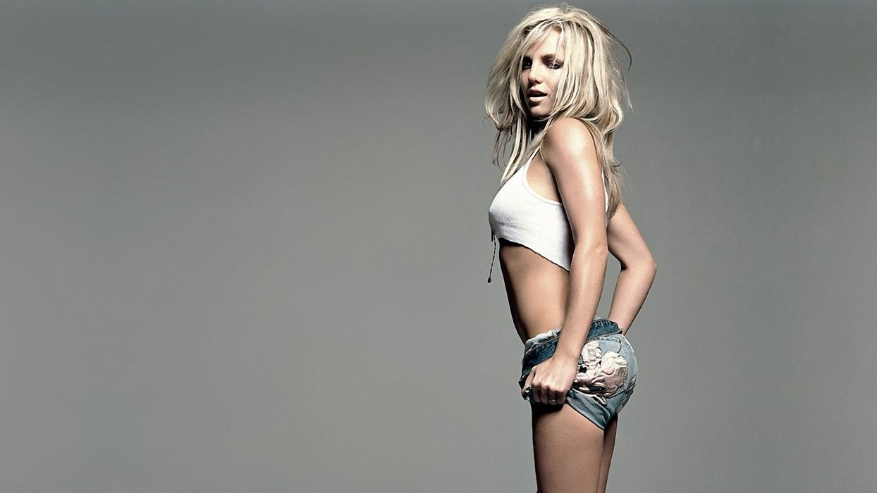 JEANS - sensuality girl short lovely dancer britney wallpaper