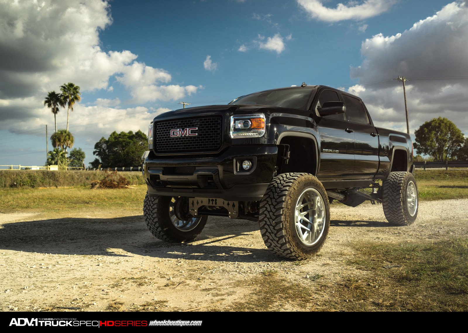 2014 ADV1 Wheels GMC SIERRA DENALI Truck Suv Cars Wallpaper