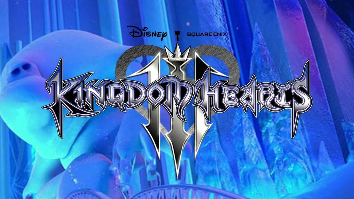 KINGDOM HEARTS lll action rpg fantasy disney adventure 1kingdomlll wallpaper