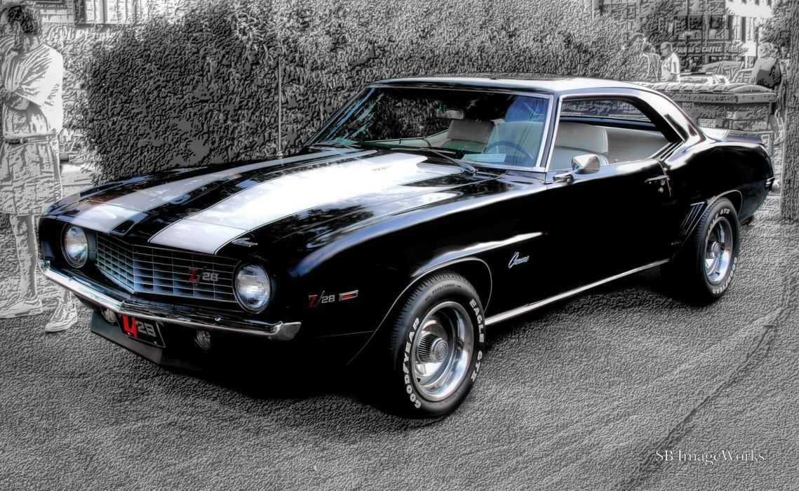Chevy Camaro Forum >> 1st Generation chevrolet chevy Camaro ss rs z28 1967 1968 1969 car muscle usa wallpaper ...