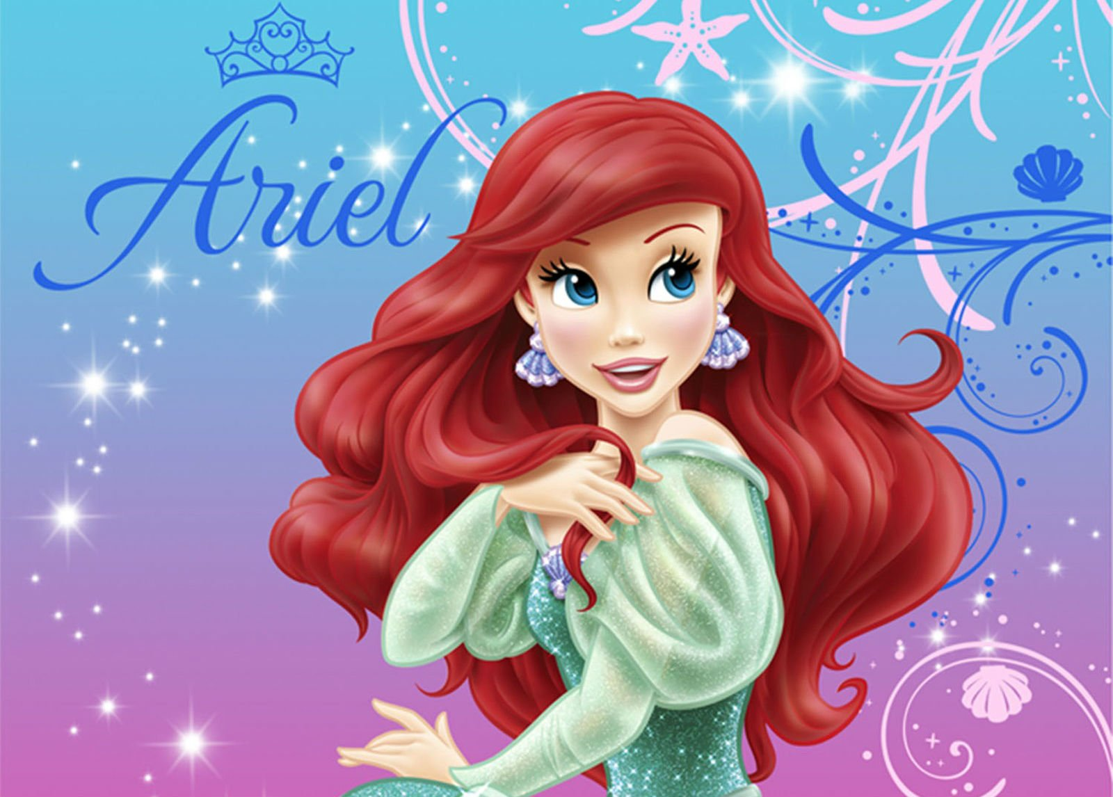 little mermaid disney fantasy animation cartoon adventure family