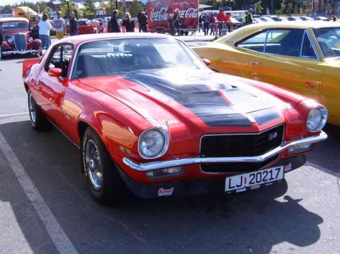 2nd camaro car muscle usa Chevrolet chevy generation muscle USA z28 1970 1971 1972 1973 1974 1975 1976 1977 1978 1979 1980 1981 wallpaper