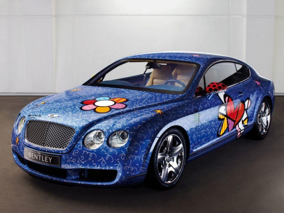 Bentley Gt wallpaper