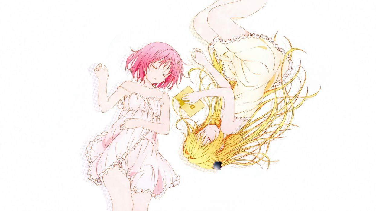 Golden Darkness Momo Velia Deviluke To Love Ru To Love Ru Darkness
