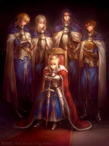 zero Fate EXTRA Fate stay night Saber Gawain wallpaper
